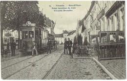 VILVORDE - Grand'Place - Point Terminus Du Tram - Photo H. Bertels N° 15 - Vilvoorde