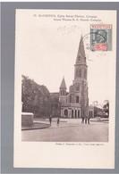 MAURITIUS Curepipe Eglise Sainte- Therese Ca 1910 OLD POSTCARD 2 Scans - Mauritius