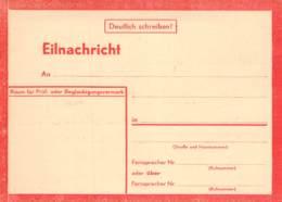 Eilnachricht Für Vermisste 2.WK - Documents Historiques