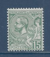 Monaco - YT N° 44 - Neuf Avec Charnière - 1920 Et 1921 - Monaco