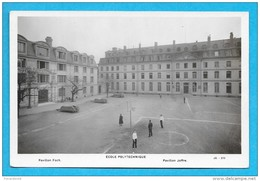 75-PARIS-(5é)  Ecole Polytechnique-pavillon Foch Et Joffre-cpa Non  écrite Glacée - Arrondissement: 05