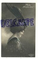 """Jeune Femme, Chapeau. 1919. Mode """"Non Plus Ultra"""". Gustav Liersch& C° - Mode"""