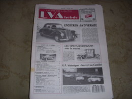 LVA VIE De L'AUTO 88/17 04.1988 VINOT DEGUINGAND EX CONCESSIONS CITROEN - Auto/Motorrad