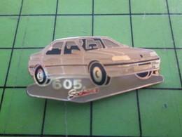 513k Pin's Pins / Beau Et Rare : Thème AUTOMOBILES : 605 PEUGEOT SOCHAUX - Peugeot