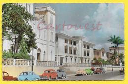 MADAGASCAR - TAMATAVE - Eglise Saint Joseph ( Dauphine - 2 CV - 304 Peugeot ) - Madagascar