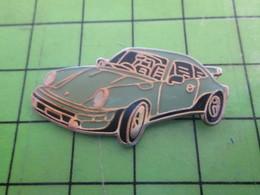 513k Pin's Pins / Beau Et Rare : Thème AUTOMOBILES : PORSCHE COULEUR BLEU OEUF DE CANARD - Porsche