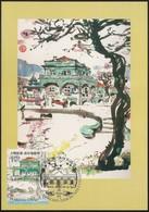 CARTE MAXIMUM - MAXIMUM CARD - Macau Macao China 2003 - Património Classificado - Ilhas Da Taipa E Coloane BPL 053 - 1999-... Chinese Admnistrative Region