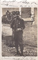 GUERRE 1914-1918 - CARTE-PHOTO. - Characters