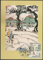 CARTE MAXIMUM - MAXIMUM CARD - Macau Macao China 2003 - Património Classificado - Ilhas Da Taipa E Coloane BPL 056 - 1999-... Chinese Admnistrative Region
