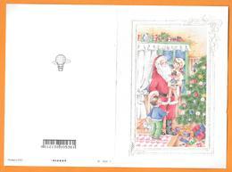 BUON NATALE - DONI - ORSACHIOTTO - TEDDY BEAR - SANTA CLAUS - BABBO NATALE - ALBERO DI NATALE - BIGLIETTO AUGURI - Santa Claus