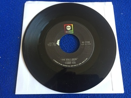 """45 RPM - Abc Records: Tmmy Roe, """"The You I Need"""" & """"Dizzy"""" - Rock"""