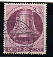 Allemagne Berlin  / N 65 / 40 Pf Lilas  / Oblitéré / Côte 55 € - [5] Berlin