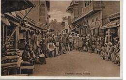 REAL PHOTO - INDE - INDIA  - AMBALA - TIMPOTALLY STREET ( BELLE NAIMATION)  -   B183 - India