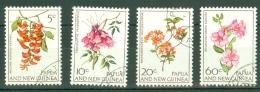 Papua New Guinea: 1966   Flowers    Used - Papua New Guinea