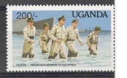 8164 - GUERRE DU PACIFIQUE - Ouganda (1962-...)