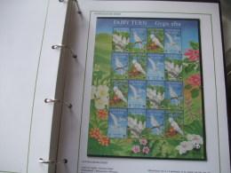WWF  WNF Sheet Mnh 1999 Ascension Islands Australische Stern - Unused Stamps