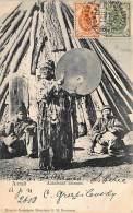 Russian Types - Altai - Buryat Shaman. - Russie