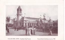 FRANCO-BRITISH EXHIBITION. LONDON 1908 - PALAIS DES ARTS. APPLIQUE ARTS FRANCAIS - Exhibitions