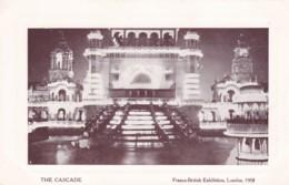 FRANCO-BRITISH EXHIBITION. LONDON 1908 - THE CASCADE - Exhibitions