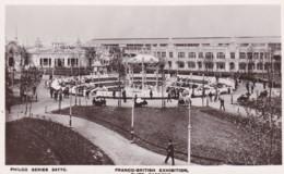 FRANCO-BRITISH EXHIBITION. LONDON 1908 - ELITE GARDENS - Exhibitions