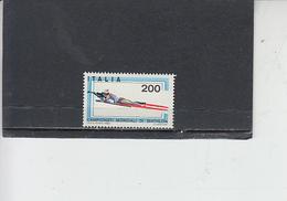 ITALIA  1983 - Sassone 1623** - Sport - Biathlon - Inverno