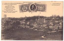 (37) 1062, Chateaurenault Château-Renault, ML, Vue Générale - Andere Gemeenten