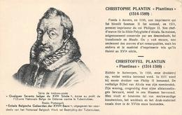 Antwerpen Anvers Christophe Plantin Imprimerie - Antwerpen
