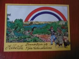 D 80 - Abbeville - 5e Foire Toutes Collection - Dimanche 25 Juin 1989 - Dessin Jacques Dulphy - Abbeville