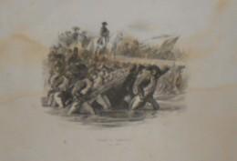 Passage Du Tagliamento En Mars 1797. 1839. - Stampe & Incisioni