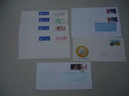 Enorme Verzameling Nieuwe Postkaarten , Postbladen , Briefkaarten ,adres Wijzegingskaarten , Zie Fotos . Alles Staan Er - Entiers Postaux