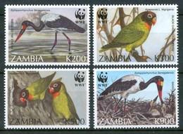 1996 Zambia Uccelli Birds Oiseaux MNH** No135 - Zambia (1965-...)