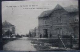 JFC. 71. Beauvechain. La Station Du Vicinal - Beauvechain