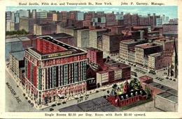 Etats-Unis > NY - New York/LOT  1637 - New York City