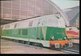 Diesel Lok SP 45-099 Der PKP - Trains