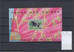 Papua Neru Guinea Michel Cat.No. Mnh/** Sheet 8 - Papoea-Nieuw-Guinea