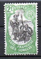 Col10    Cote Des Somalis  N° 65  Neuf X MH Cote : 14,00 Euro - French Somali Coast (1894-1967)