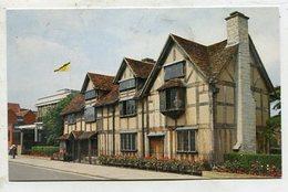 ENGLAND - AK 333308 Shakespeare's Birthplace - Autres