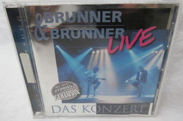 "CD ""Brunner & Brunner"" Das Konzert, Live - Música & Instrumentos"