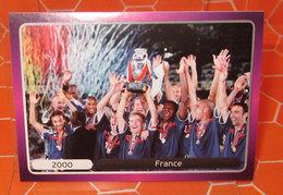 EURO2012 PANINI N. 534 FRANCE 2000  STICKER NEW CON VELINA - Edizione Italiana