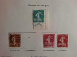 TB COLLECTION FRANCE + 1300 TIMBRES Sur + 123 FEUILLES /des CLASSIQUES Aux MODERNES - Collections