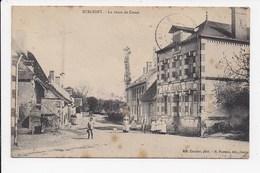 CPA 18 SUBLIGNY La Route De Cosne - Autres Communes
