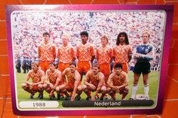 EURO2012 PANINI N. 527 NEDERLAND 1988  STICKER NEW CON VELINA - Panini