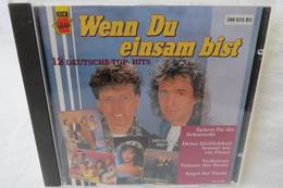 """CD """"Wenn Du Einsam Bist"""" 12 Deutsche Top-Hits - Sonstige - Deutsche Musik"""