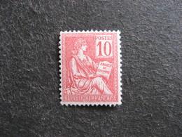 A). TB  N° 116,  Neuf XX. - Unused Stamps