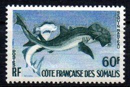 Col10    Cote Des Somalis  N° 302 Neuf X MH Cote : 12,50 Euro - Côte Française Des Somalis (1894-1967)