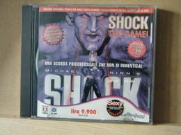 MONDOSORPRESA, (PC- GIOCO) SHOCK THE GAME - SEXY - PC-Games