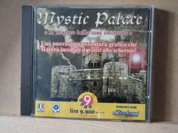 MONDOSORPRESA, (PC- GIOCO) MYSTIC PALACE, IL MISTERO DELLA CASA INCANTATA - PC-Games