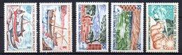 Col10    Cote Des Somalis  N° 320 à 324 Neuf X MH Cote : 10,60 Euro - Côte Française Des Somalis (1894-1967)