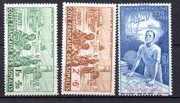 Col10    Cote Des Somalis PA   N° 8 à 10  Neuf X MH Cote : 5,00 Euro - Côte Française Des Somalis (1894-1967)