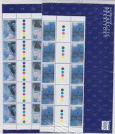 AAT 1996 Landscapes/Landforms 5x Gutter (see Scan) ** Mnh (F7522) - Australisch Antarctisch Territorium (AAT)